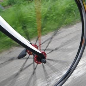 テストライド・サイクリング