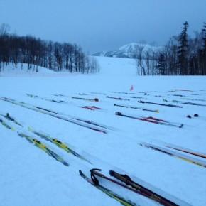 湧別原野オホーツクXCスキー大会に参加しました。