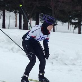 「第3回スノーデュアスロン北海道2016」に参加しました。
