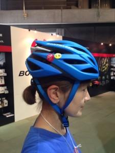 サーキットアジアンFITヘルメットの新色
