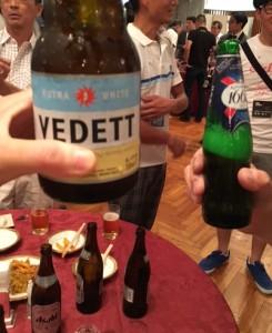 今年は海外ビールがありました!