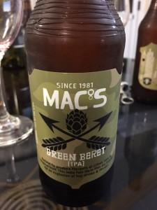 ビールはこれ。IPA!