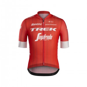ジャージ Santini Trek-Segafredo Team Red サイズS/M/L