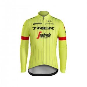 ジャージ Santini Trek-Segafredo Team Thermal Yellow サイズS/M/L