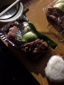 ban.Kさんが美味しいお肉を用意してくれました!