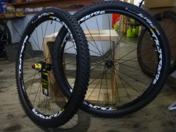 2016 CROSSRIDE TUBELESS QUEST WTS 29